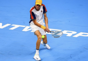 Photo : Instagram officiel du European Open Tennis Anvers
